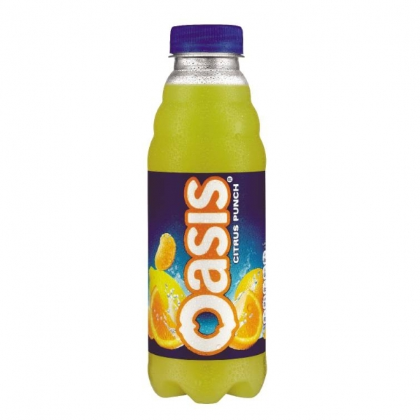 Suppliers Of Oasis Soft Drinks To The Catering Industry