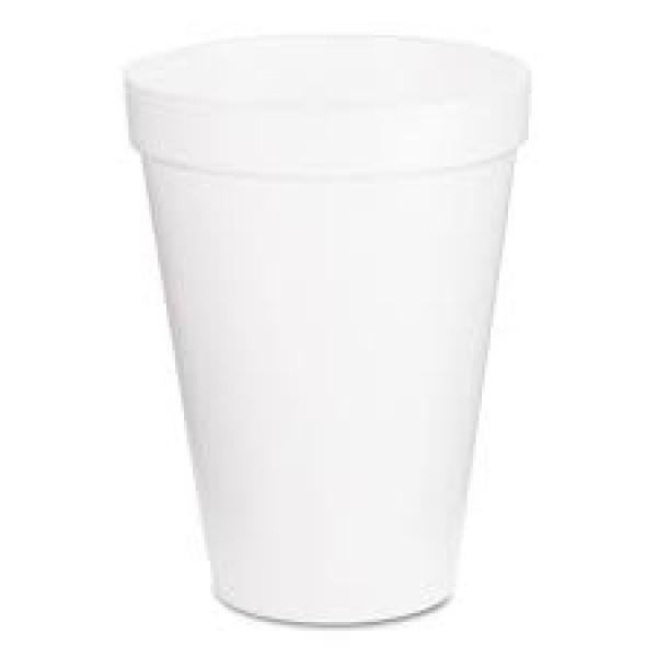 Polystyrene cup
