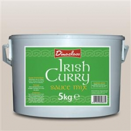 Suppliers Of 5kg Dinaclass Irish Curry Sauce Mix To The