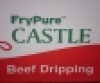 4x5kg FryPure Castle Beef Dripping