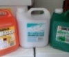 Bleach, Washing Liquid, Disinfectant